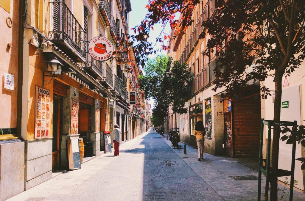 Испания укрепляет позиции