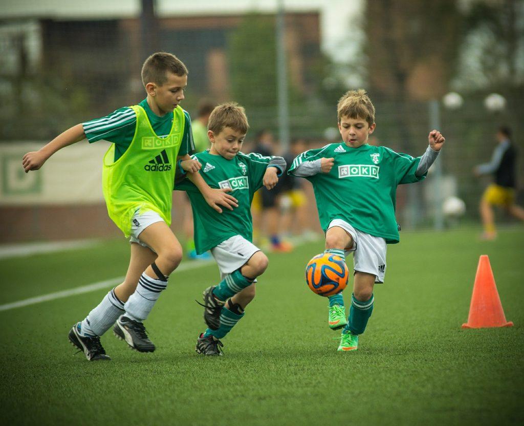 Футбол для детей и взрослых в Испании