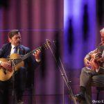 Интервью с испанскими гитаристами Хосе Марией Гальярдо дель Реем и Мигелем Анхелем Кортесом