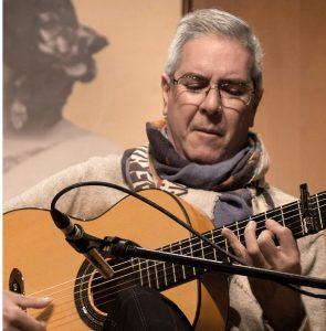 Entrevista con los guitarristas españoles José María Gallardo del Rey y Miguel Ángel Cortés