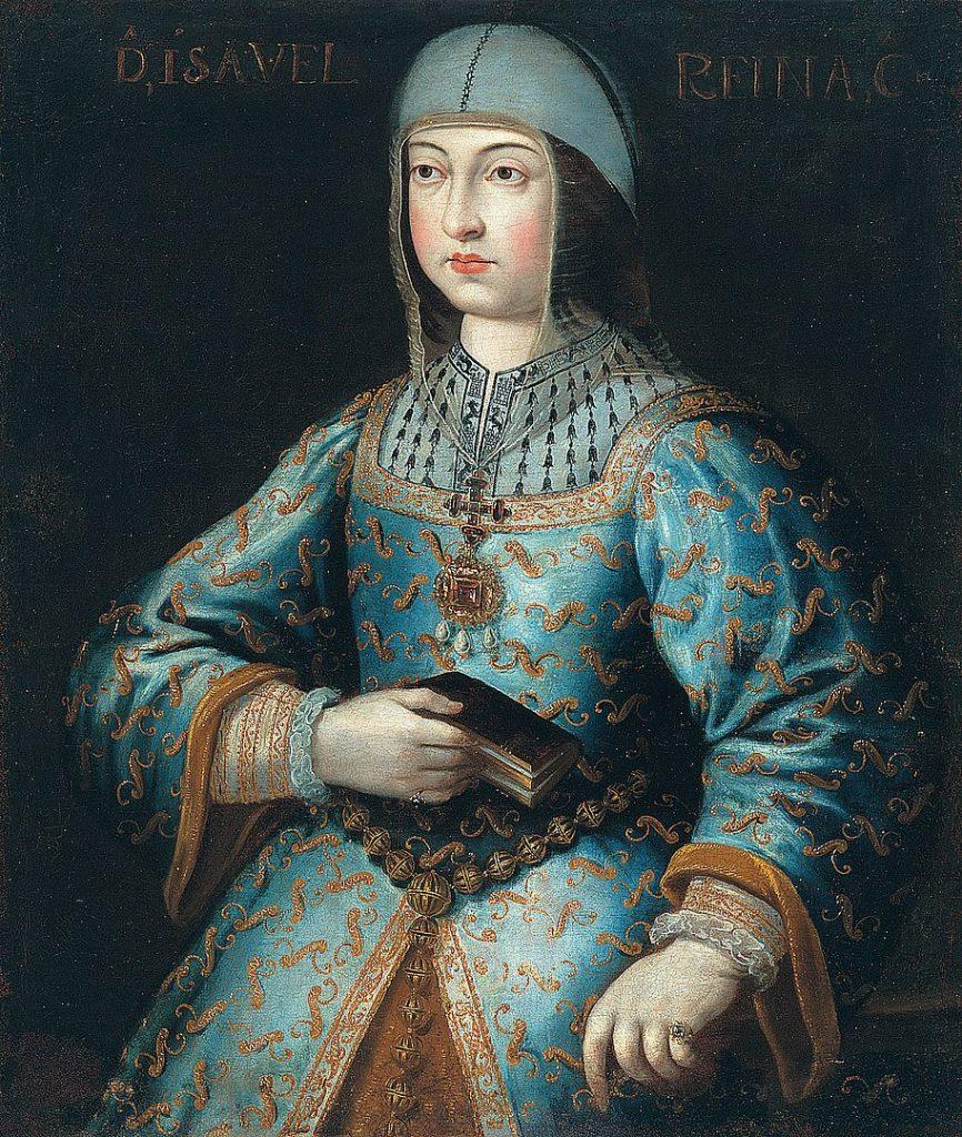 Первая королева Испании