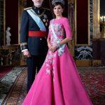 Королевская чета Испании