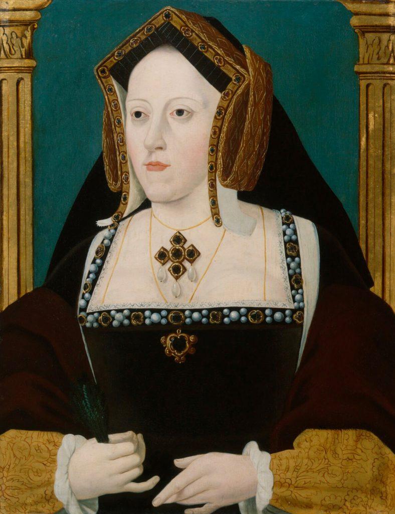 Екатерина Арагонская: испанка на английском троне